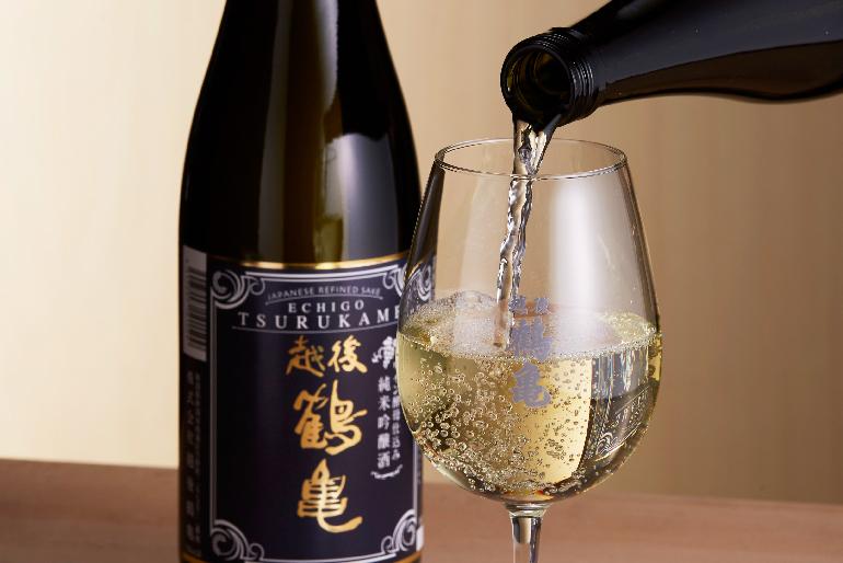開発に3年かけた「ワイン酵母仕込みの日本酒」