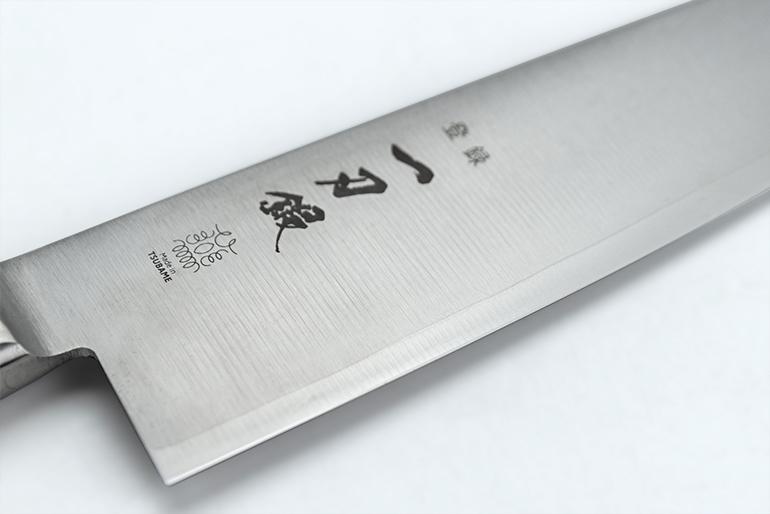 切れ味、メンテナンス性を両立した最高級ステンレス刃物鋼