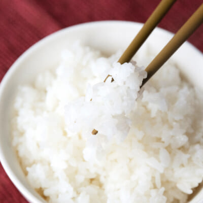 酒米農家が作る自家用米をお裾分け!