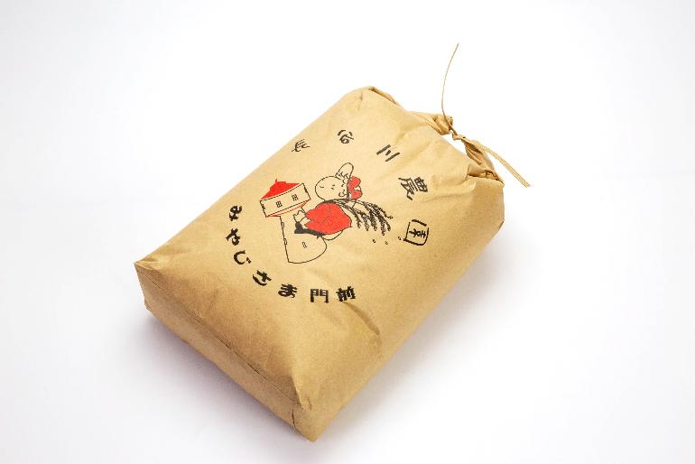 特等米を作る酒米農家の「コシヒカリ」です!