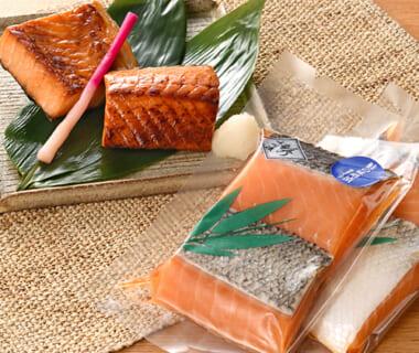 割烹の味 鮭の味噌漬(生タイプ)
