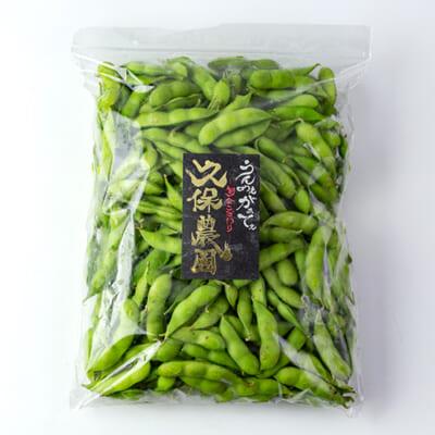 新潟県産 枝豆・茶豆
