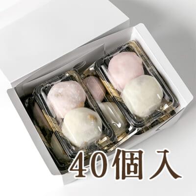 豆大福・草餅 選べる40個入り