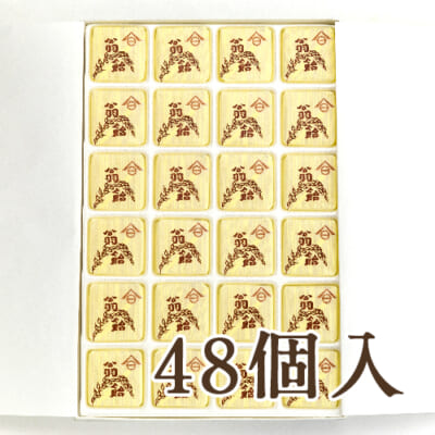 翁飴 48個入り