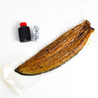 国産うなぎの蒲焼き(自家製極上タレ付)1尾