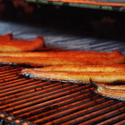 「蒸し×3段焼き製法」で仕上げた特上の蒲焼き