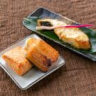 キングサーモンと銀鱈の味噌漬け詰め合せ