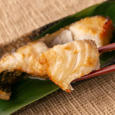 銀鱈の旨みが際立つ味わい