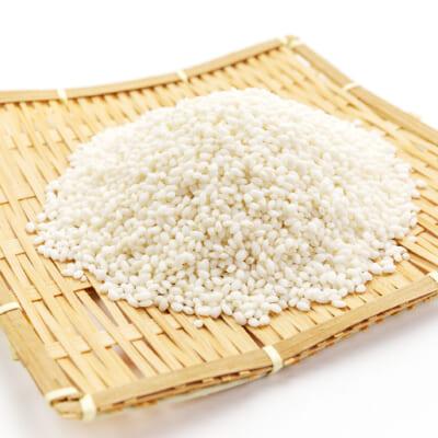 大粒でしっかり感じるお米の甘さ