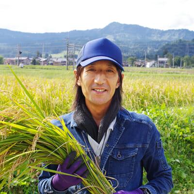 「フエキ農園のお米じゃないと」という絶賛の声多数!