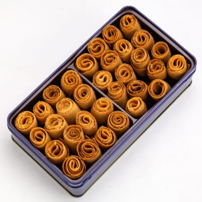 華クッキー 缶入り 中(約30個入)