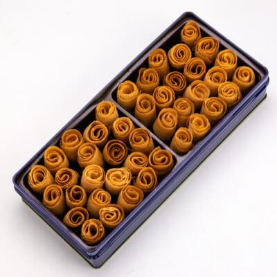 華クッキー 缶入り 大(約40個入)