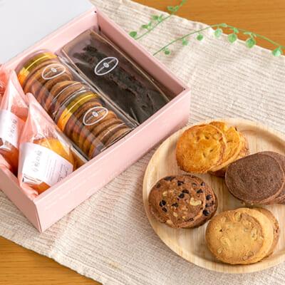 老舗洋菓子店の「焼き菓子セット」