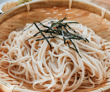 味三昧(大麦麺)