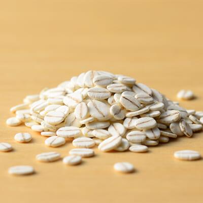 大麦を食べて体の中から健康に