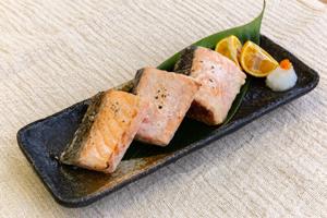 7.鮭甘粕漬け
