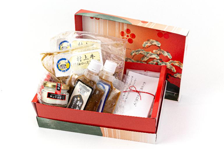 店主が惚れ込んだ新潟県産コシヒカリとセットでお届け!