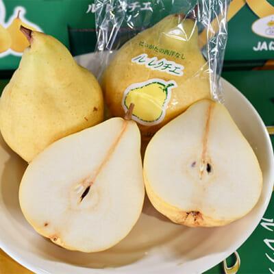 新潟冬の人気フルーツ!贈り物に選ばれています