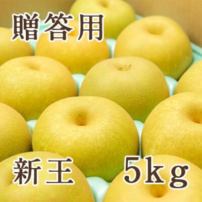【贈答用】新王 5kg