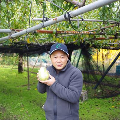エコファーマー認定の自然にやさしい農法