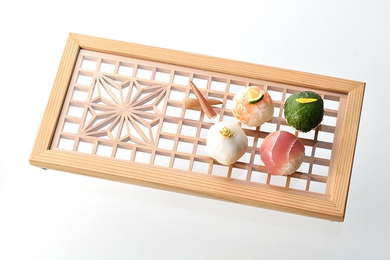 高級感あふれる食卓をもたらす「和膳」