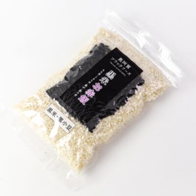 黒米お赤飯