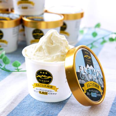 まるごと乳酸菌アイスクリーム