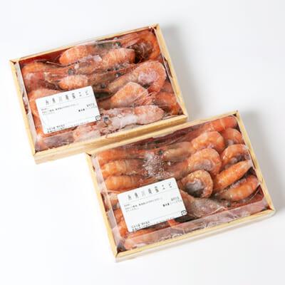 糸魚川産 南蛮エビ 500g