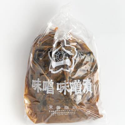 自家製味噌漬け 4種詰合わせ 1.2kg