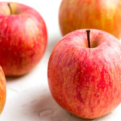 佐渡育ちの「甘~い」りんご