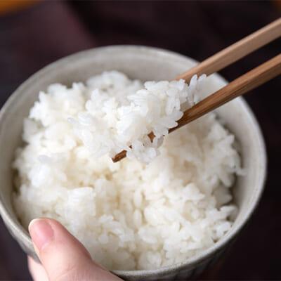 お米の粒がツヤツヤと輝きます