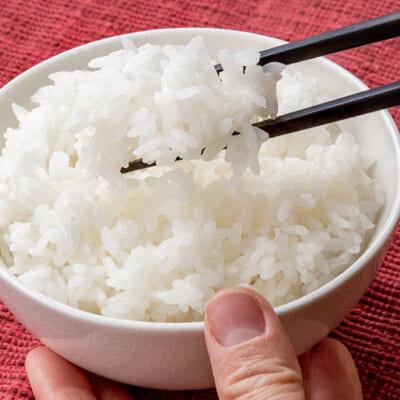 「言うことなし!」のお米です。