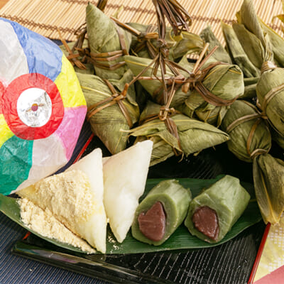 出雲崎町の特産品「紙風船」を同梱