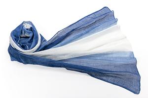 1.藍×白ツートン