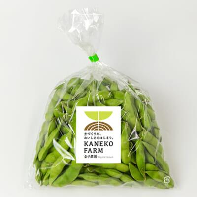 新潟県産 枝豆 晩生 2kg