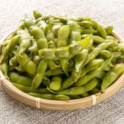 大粒で濃厚な旨味の津南産枝豆