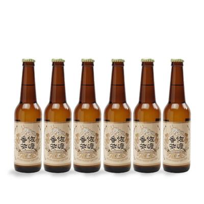沼垂ビール「佐渡番茶エール」6本セット