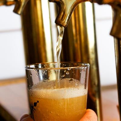 地域密着型のブルワリーが作る、クラフトビール
