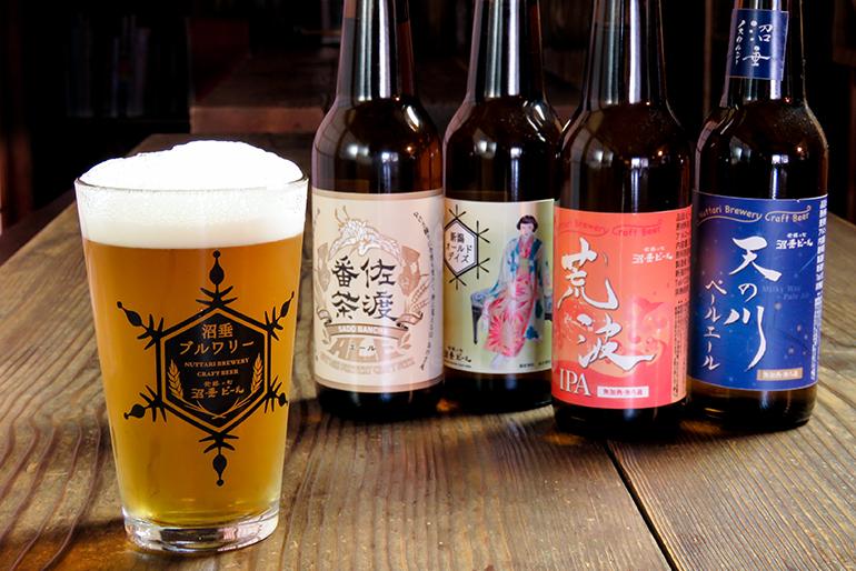 クラフトビールならではの、個性豊かな香り・味わい