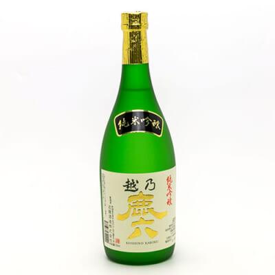 越乃鹿六 純米吟醸 720ml(4合)1本入り