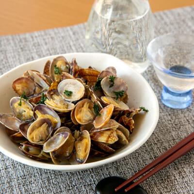 世界中の貝料理全般にオススメです