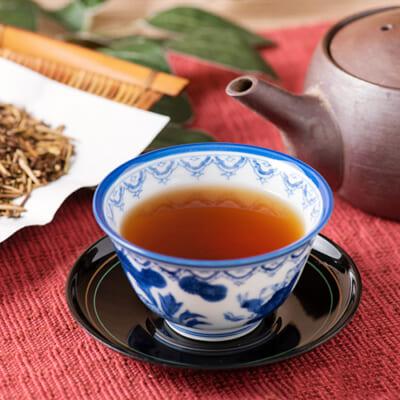 山治園 自家焙煎ほうじ茶(リーフタイプ)
