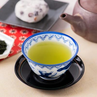 山治園 緑茶「煎茶・玉露・玄米茶」(リーフタイプ)