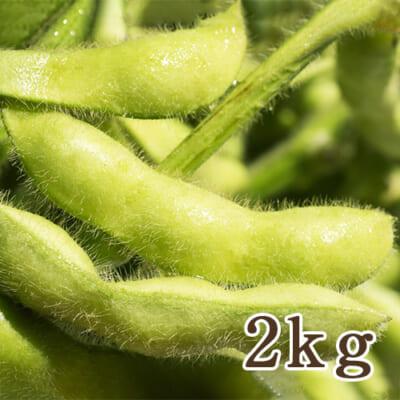 新潟県産 枝豆「伊彌彦えだまめ」2kg