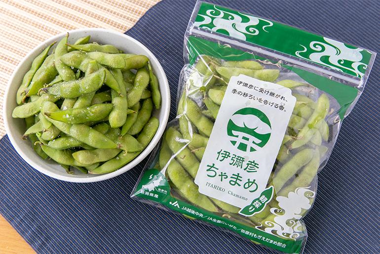 濃厚な旨味は、新潟県の夏の味覚です