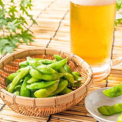 ビールや日本酒の肴に最適な濃厚な味わい