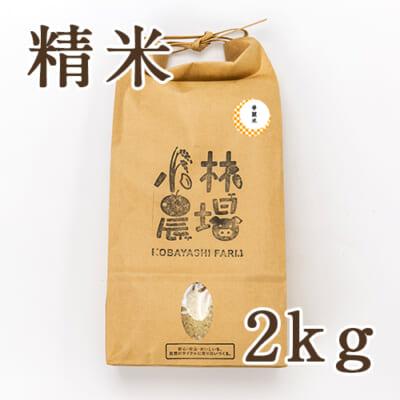 新潟産 華麗舞 精米2kg