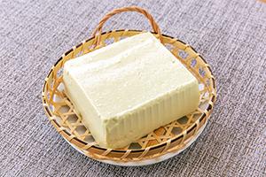 1.青豆豆腐