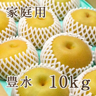 【家庭用】豊水 10kg