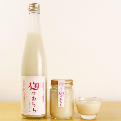 佐渡の甘酒「麹のおちち」詰め合わせ
